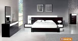 bedroom dazzling white wall and white bed frame on the wooden