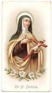 St Teresa Of Avila Interior Castle 24 Best St Teresa Of Avila Images On Pinterest Prayer Cards