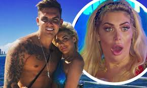 Your Moms Chest Hair Meme - geordie shore s sam gowland and chloe ferry think the world is flat