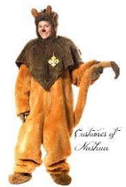 cowardly lion costume gorilla costume mascot costumes wolf big foot abominable