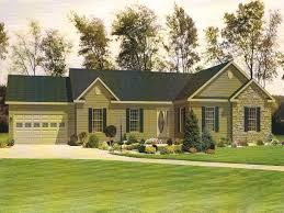 style ranch homes ranch style bungalow images homes craftsman house plans best with