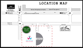 Doha Qatar Map West End Park Cinema Economical And Accessible Marhaba L