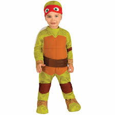 Michelangelo Ninja Turtle Halloween Costume Teenage Mutant Ninja Turtle