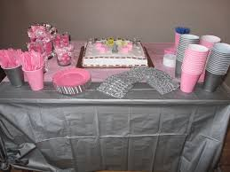 pink and gray baby shower fresh ideas pink and grey baby shower decorations gorgeous