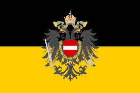 Ancient Roman Empire Flag File Flag Of Austria Empire Total War Svg Wikimedia Commons