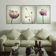 floral canvas paintings promotion shop for promotional floral