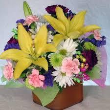 local florist delivery celebration cube flower deliver radford va