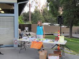 neighbors and safety personnel come out for nno crescenta valley