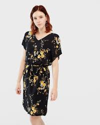 soaked in luxury soaked in luxury mari dress black buy today at stylepit