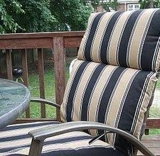 Porch Chair Cushions 25 Unique Patio Furniture Cushions Ideas On Pinterest Cushions