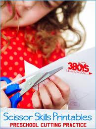 preschool cutting practice free printable worksheets u2013 3 boys