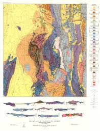 University Of Utah Parking Map by Nevada Bureau Of Mines And Geology