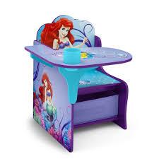 delta children disney little mermaid chair desk with storage bin delta children disney little mermaid chair desk with storage bin baby toddler furniture desks
