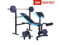 Good Workout Bench Used Other Fitness U0026 Gym Equipment For Sale In Leicester