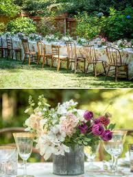 magical garden party wedding