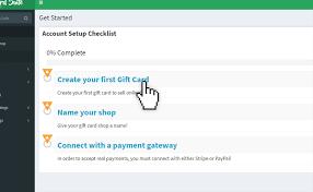 sell egift card gift card suite tutorials how to make a egift card