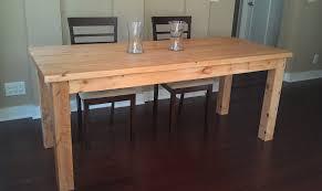 build a farmhouse table u2013 dave and kelly davis