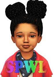 childs hairstyles sims 4 sheplayswithlifeee a few spwl child to playing sims 4