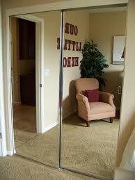 Closet Mirrored Doors Customline Shower Company Portland S Custom Shower Door Company