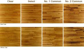 oak flooring grades flooring designs
