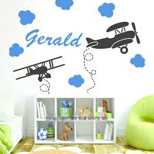 Airplane Kids Room by Nursery Airplane Decor Promotion Shop For Promotional Nursery