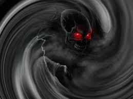 scary halloween wallpapers hd scary skulls wallpaper wallpapersafari