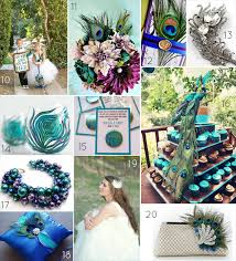 peacock wedding peacock wedding ideas wedding themes emmaline