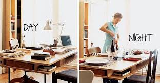 kitchen table alternatives rethink your home office 6 alternatives to a traditional desk