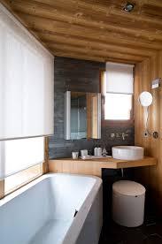 chambre de bain d馗oration deco chambre a coucher 14 indogate salle de bain noir et