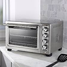 Breville Compact Smart Toaster Oven Bov650xl Toasters And Toaster Ovens Crate And Barrel