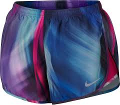Nike Light Nike Women U0027s Light Streak Printed Modern Tempo Running Shorts