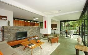 modern open floor plan living room amazing mid century modern living room mid century
