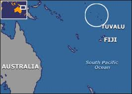 map of tuvalu the in russia geog 5 tuvalu human impact on the islands
