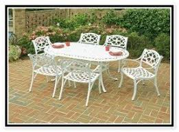 Antique Cast Iron Patio Furniture with Cast Iron Patio Tables Foter