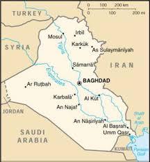 map of irak 1up travel iraq maps cities map cities of iraq