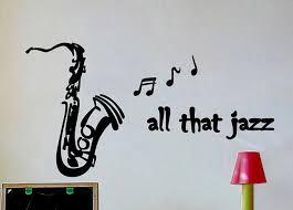 jazz home decor lh347 all that jazz kindergarten music studio music symbol dance
