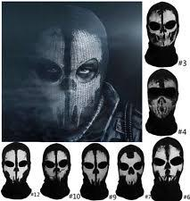 Halloween Costumes Call Duty Call Duty Costume Masks Ebay