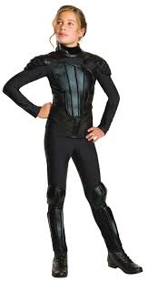 party city halloween costumes 2016 the hunger games mockingjay part 2 deluxe tween katniss costume