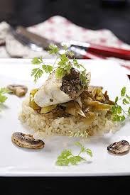 cuisine vin de filets de sole farcis aux champignons et fondue de poireaux au vin