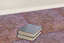 how to pick out an area rug 3 easy ways to make a carpet lay flat wikihow