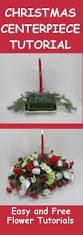 Homemade Christmas Floral Table Decorations by 61 Best Fresh Christmas Wreaths Greenery And Table Centerpieces