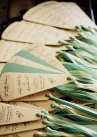 customizable wedding programs 11 wedding ceremony programs that as fans mywedding