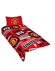 Manchester United Bed Linen - amazon co uk manchester united bed linen u0026 duvets football