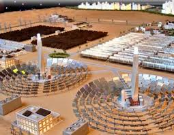 dubai set for u0027aggressive pricing u0027 on first csp tower plant new