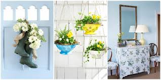 spring decorations for the home 36 fun spring craft ideas easy spring crafts and projects