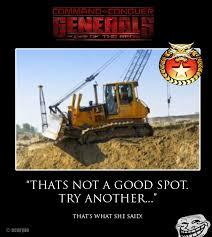 Bulldozer Meme - rotr memes and joke pics swr productions forum