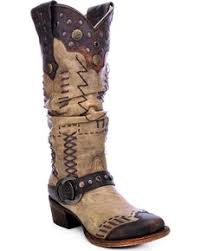womens cowboy boots in australia s harness boots country outfitter