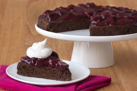 low calorie flourless black forest cake recipe hungry