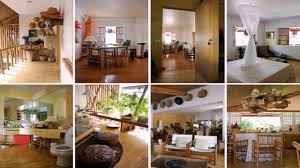 Homes Interior Design Photos by Native House Interior Design In The Philippines Youtube