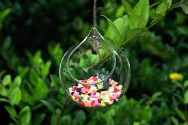 Hanging Glass Wall Vase Compare Prices On Hanging Glass Wall Vases Online Shopping Buy